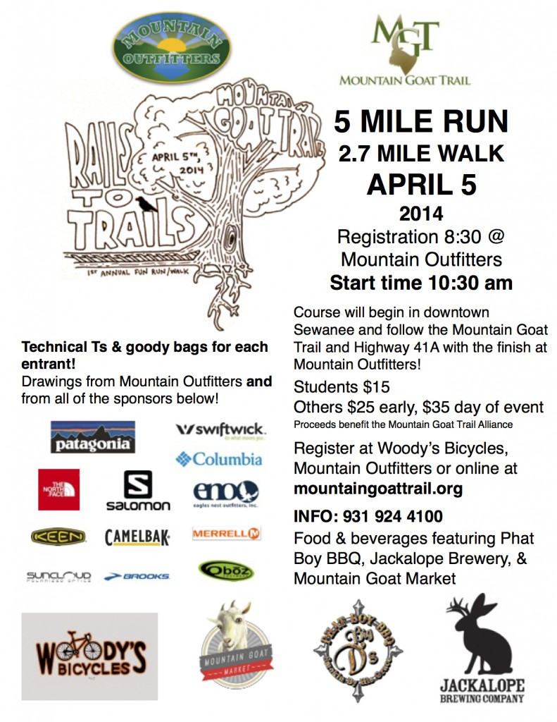 run flyer monday